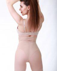 Kelnaitės su besiūliais LASER CUT šortukais Slim Reduction is elady.lt